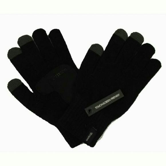 Brixton Other - Brixton butcher gloves black black